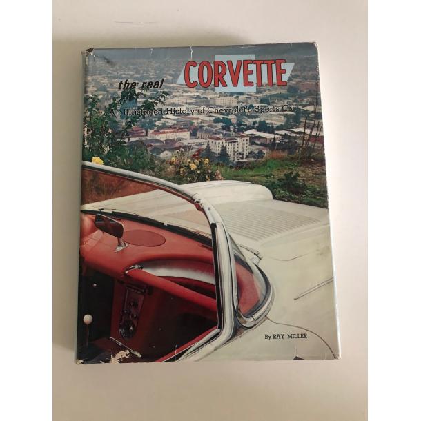 Brugt Corvette HardCover Bog
